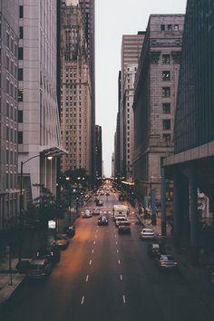 amo la ciudad...