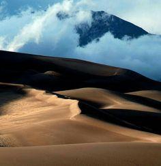 Sand dunes Great National Park