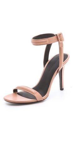 Alexander Wang Antonia High Heel Sandal