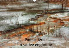 Pannecière - La vallée engloutie - CALVENDO calendrier - http://www.calvendo.de/galerie/panneciere-la-vallee-engloutie/