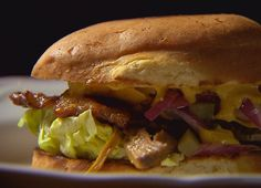 Pecsenyés kétkezes szendvics (Curry Pulled Pork) | Gasztroangyal