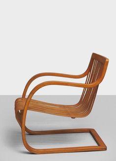 Charlotte Perriand, Lounge Chairs   Takashimaya Department Stores 1941