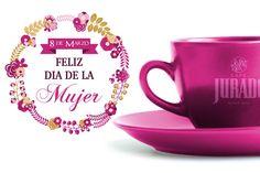 Hoy nos queremos tomar un #cafe por todas esas mujeres luchadoras, soñadoras, atrevidas, apasionadas... es decir por TODAS LAS MUJERES, #FelizDiaDeLaMujer