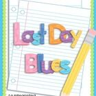 This unit complements Last Day Blues by Julie Dannenberg and includes the following activities suitable for 2nd for 4th graders: -Storybook Scrapbook graphic organizer -Innovation writing activity template -Multiple meaning words activity -Cut, paste & illustrate sequencing activity -6 Writing Center Task Cards with response sheet -Calendar activity -3 pages of language arts word work activities