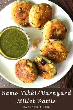 A gluten free, vegan snack made from healthy millet and potato. Shallow fried and delcious, best to enjoy Samo tikki/Barnyard Millet Pattis with some green chutney and masala tea.Can also use leftover samo khichdi to make this snack.#glutenfree #vegan #fastingfood #samo #moriyo #milletrecipe #potato#barnyardmillet #vegetarian #easyrecipe Vegetarian Platter, Vegetarian Recipes, Millet Recipes, Food Hub, Good Food, Yummy Food, Vegan Snacks, International Recipes, Lunches And Dinners