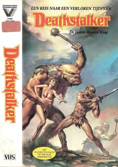 Deathstalker (1983) Fantasy/Action