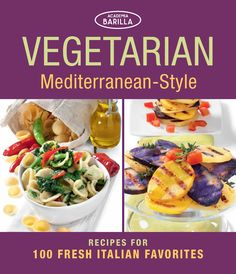 This book is great for first time and long-time vegetarians!