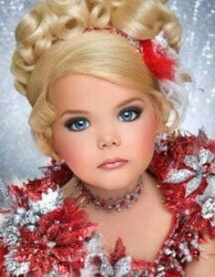 Toddlers and Tiaras Eden Wood