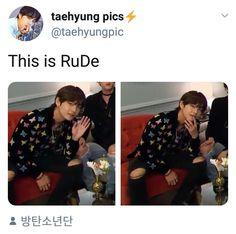 taehyung respect us please Namjoon, V Taehyung, Kim Taehyung Funny, Jimin, K Pop, V Smile, Bts Love, Cypher Pt 4, V Bts Wallpaper