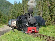 Cele mai frumoase locuri de vizitat in Romania - Maramures Steam Locomotive, Places To Visit, Camping, Mountains, Country, Vehicles, Nature, Mai, Smoke