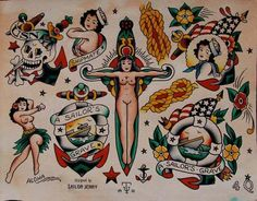 More sailor jerry