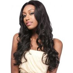 It's A Wig! Lace Front Wig – HH Legend | COLOR: BLACK