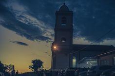 Igreja Bairro Chicó, festa espaço seringueira