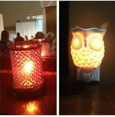 New lampshade diamond red and whoot plug-in.  #Scentsy #Fall #Winter 2013 Catalog Preview! Available 9/1  https://aleesullivan.scentsy.us host a party and get them for free or half priced!