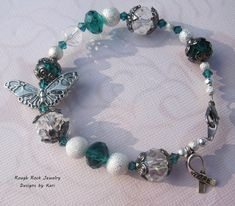 PCOS Awareness Bracelet on Etsy