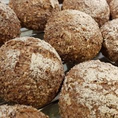 Psyllium Husk Powder, Hemp Protein Powder, Bread Rolls, Almond Flour, Lchf, Food Processor Recipes, Easy Meals, Appetizers, Pumpkin