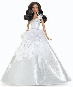 Barbie Collector 2013 Holiday African-American Doll #Mattel
