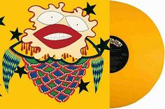 """Jorma Kaukonen - Quah Yellow Vinyl LP Record Store Day 2014   Limited to 2500 copies on beautiful Sunshine Yellow vinyl. Deluxe """"Old Style"""" Tip-On Gatefold Single Pocket jacket from Stoughton Printing, featuring matte finish with high-gloss spot UV. Poly-lined sleeve, individually hand-numbered by the manufacturer. #sunshinedaydream #hippieshop"""
