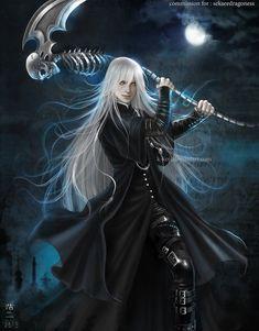 Kuroshitsuji: Undertaker by K-Koji.deviantart.com on @DeviantArt