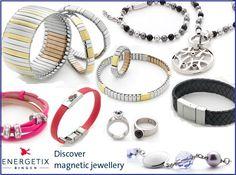 Energetix ....Discover Magnetic jewellery
