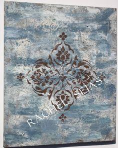 by Rachel Sejas of The Painted Lady. www.rachelsejas.com