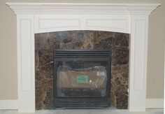 How to Build a Fireplace Mantel from Scratch - DIY Home Projects « Electric Fireplace Articles Electric Fireplace Articles
