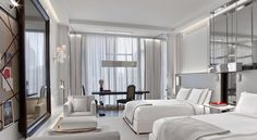 Booking.com: Baccarat Hotel and Residences New York , New York, USA - 91 Commentaires Clients . Réservez maintenant !