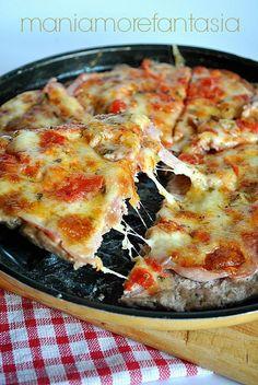 pizza di tritato