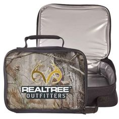 Realtree Camo Lunch Bag $8.99  #backtoschool