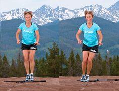 Skill: Ski and Snowboard Training   Gear Goddess   Gear Ski & Boot Fitting Tips   Fitness (Get in Slope Shape .. Exercises for Ski Season)