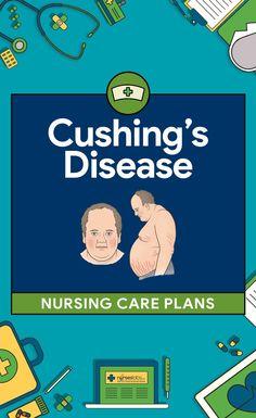 6 Cushing's Disease Nursing Care Plan