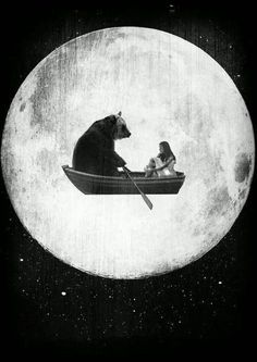 mooi plaatje, het deed me erg aan een drom denken en ik vind het wel wat hebben