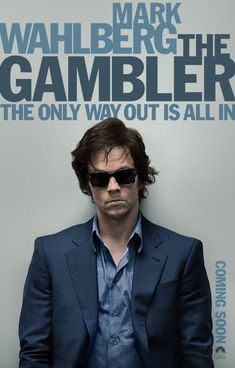 The Gambler Starring Mark Wahlberg In Movie Theaters December 19, 2014