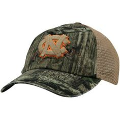 Top of the World North Carolina Tar Heels (UNC) Bounty Adjustable Hat - Mossy Oak Camo Top of the World. $19.95