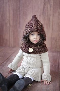 free crochet children's hoods | toddler girl crochet patterns crochet pattern hood cowl the ginger