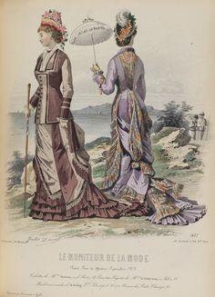 Le Moniteur de la Mode 1877 (G/1)