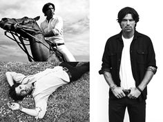 Get Polo Player and Face of Ralph Lauren Nacho Figueras's Look