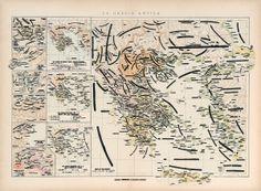Emilio Isgrò, La Grecia antica