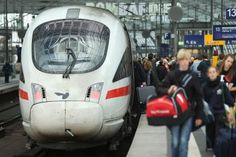 What Is the Difference Between First & Second Class on ICE Trains in Germany