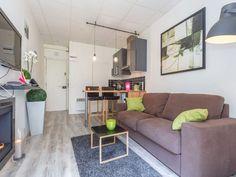 Квартира-студия 20 м на Монмартре