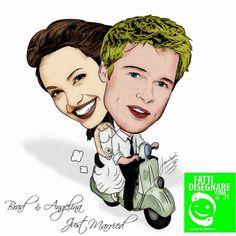 #Illustration to Brad Pitt Angelina Jolie #Wedding #BradPitt #AngelinaJolie #spouses #raw #encil #Sketch #Shawnee #Actor #Producer #Cinema #LosAngeles #GoldenGlobe #GiuseppeLombardi #FattiDisegnare #Italy #Caserta #Campania #CE #ArtWork #Art