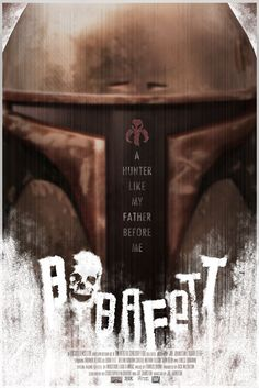 Boba Fett 12x18 Movie Poster star wars boba by DukeDastardly. $18.00, via Etsy.  MORE AWESOME THAN I CAN HANDLE!