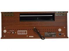 Toca Discos CTX Sonata CD Player Vinil - Entrada USB Rádio AM/FM e MP3 com as melhores condições você encontra no Magazine Sualojaverde. Confira!