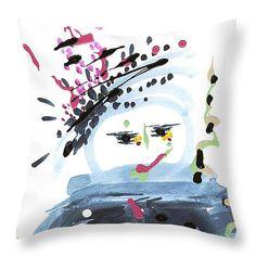 "Me Stewpot Throw Pillow 14"" x 14"""