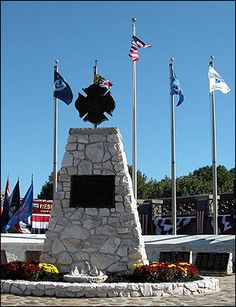 National Fallen Firefighters Memorial - This grand Memorial located in Emmitsburg, Maryland and is in honor of firefighters across the country. Firefighter Paramedic, Volunteer Firefighter, National Fire Academy, Fireman's Prayer, Fire Prevention Week, Remember The Fallen, Honor Guard, Fire Art, Memorial Park