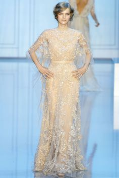 Elie Saab Fall 2011 Couture | Paris Haute Couture. This is it.