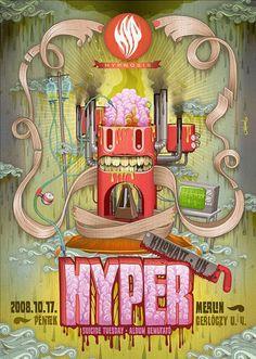 Hyper flyer by SEKOND