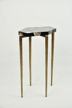 Elegant & Refined coffee table designed by Ginger Brown…