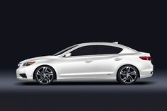 Acura ILX White--can't wait to get this next month!!!!