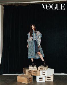 K Pop, South Korean Girls, Korean Girl Groups, Rapper, Vogue Korea, Vogue Magazine, New Girl, Girl Crushes, Girl Power